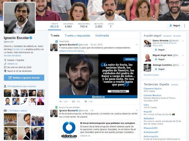 Twitter Ignacio Escolar
