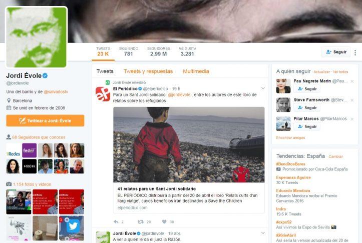 Twitter Jordi Évole
