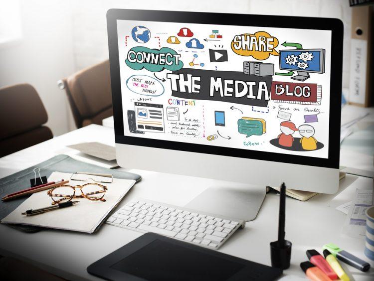Diferencia entre medios tradicionales y redes sociales