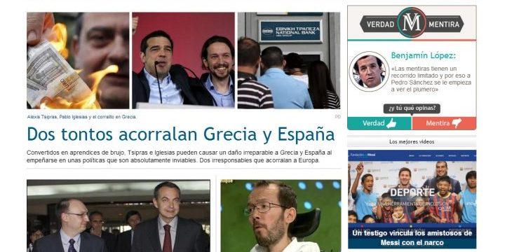 informaciones de Periodista Digital