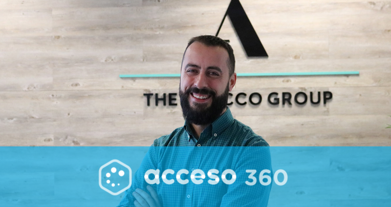 Luis Perdiguero - Jede de Prensa de Adecco