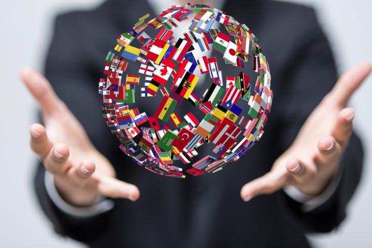Distribución internacional de notas de prensa