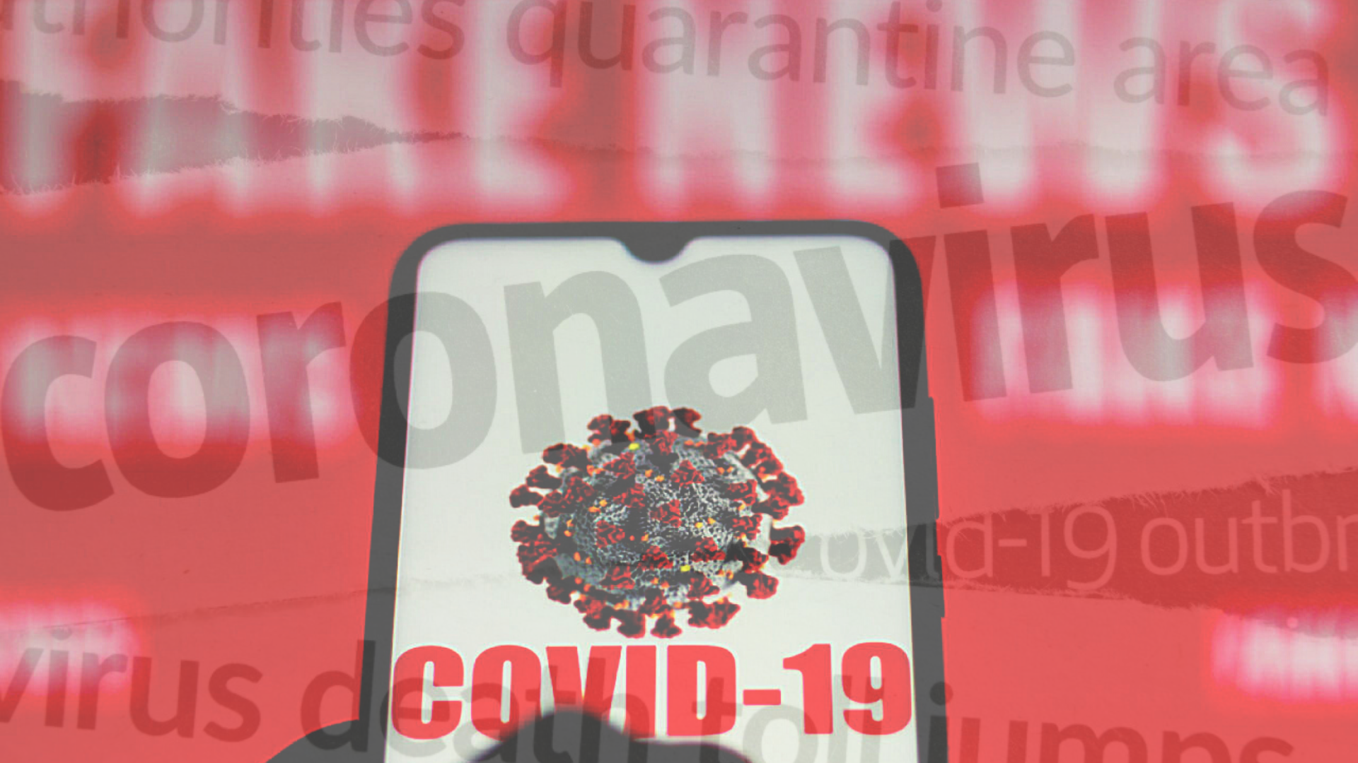 Clipping profesional ante el coronavirus