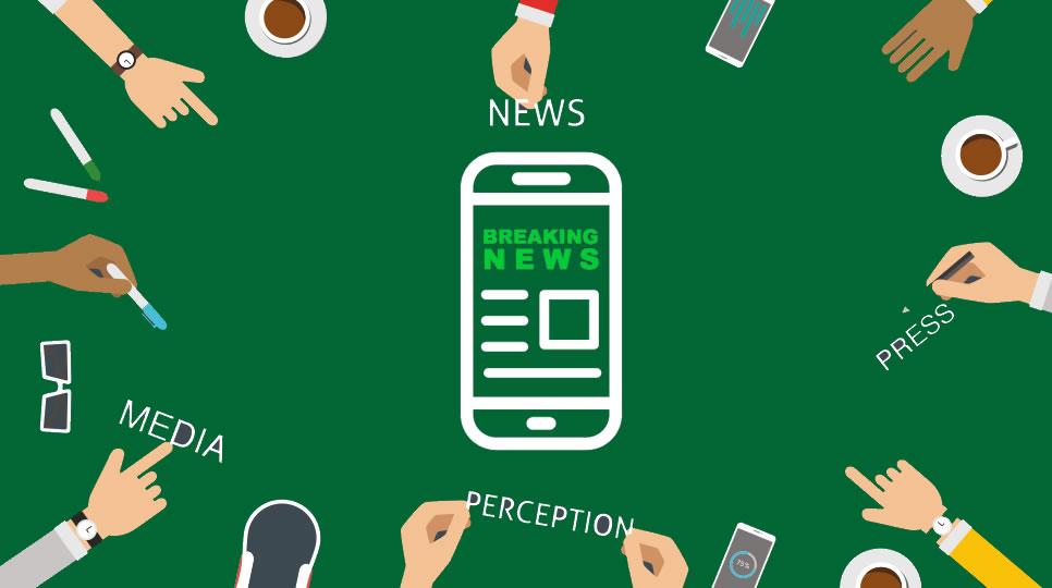 relaciones públicas con los medios