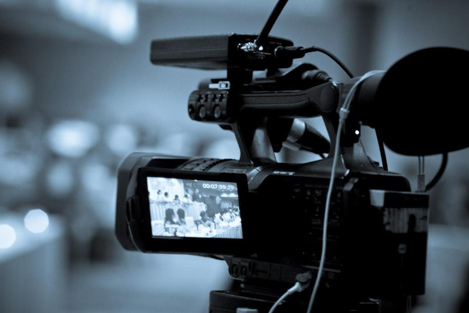 cobertura de medios en TV