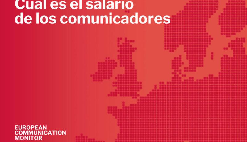 Cuál es el salario de los comunicadores